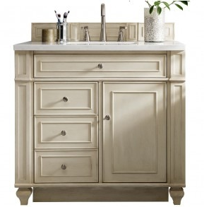 "Bristol 36"" Single Vanity - Skylar's Home and Patio"