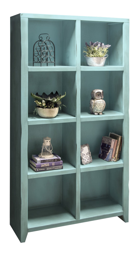 Calistoga 8 Cubicle Bookcase - Skylar's Home and Patio