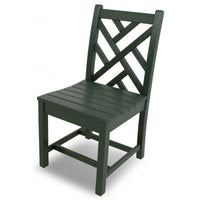 POLYWOOD® Chippendale Dining Side Chair