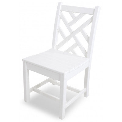 POLYWOOD® Chippendale Dining Side Chair - Skylar's Home and Patio