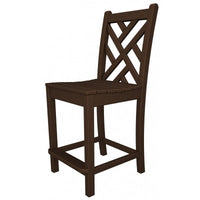 POLYWOOD® Chippendale Counter Side Chair