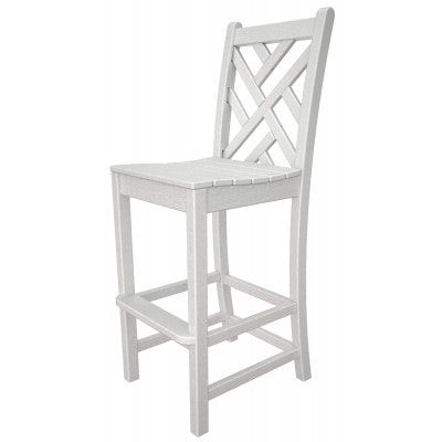 Polywood Bar Stools San Diego: POLYWOOD® Chippendale Bar Side Chair
