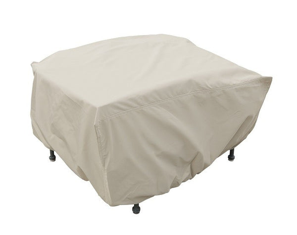 Large Ottoman with elastic - Protective Furniture Covers