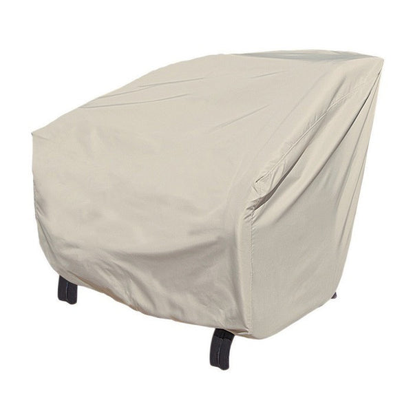X-Large Club or Lounge Chair with elastic - Protective Furniture Covers - Skylar's Home and Patio