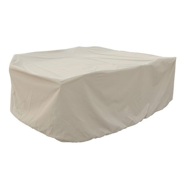 Fits all Medium Oval/Rectangle Table & Chairs w/8 ties - Protective Furniture Covers - Skylar's Home and Patio