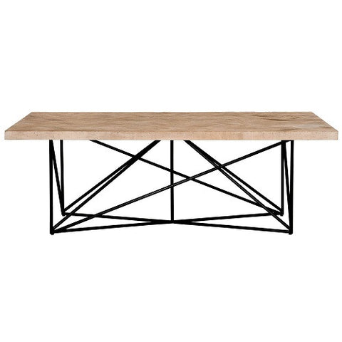 Canvas Dining Table - Skylar's Home and Patio