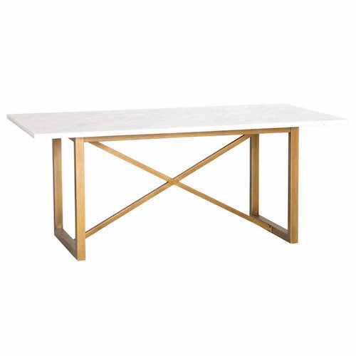 Carrera Dining Table - Skylar's Home and Patio