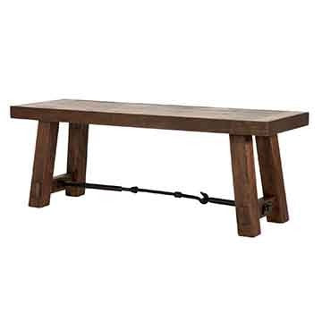 Carter Dining Bench - Skylar's Home and Patio
