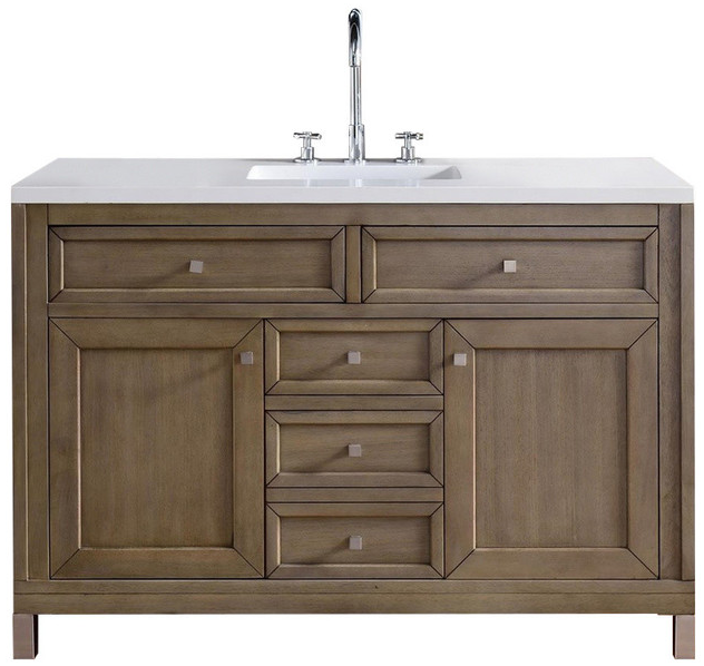 "Chicago 48"" Single Vanity - Skylar's Home and Patio"