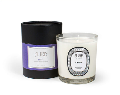 Chill 10oz Home Candle - Skylar's Home and Patio