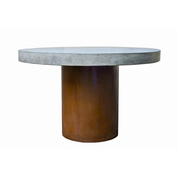 Circulo II Round Dining Table - Skylar's Home and Patio