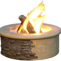Contractor's Model Fire Pit - Skylar's Home and Patio