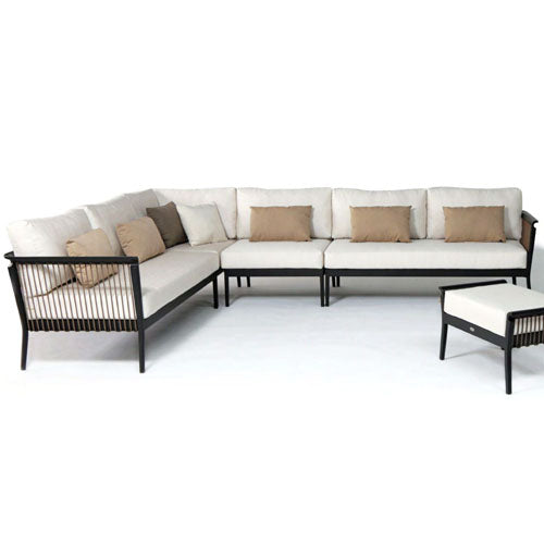 Copacabana Sectional by Ratana