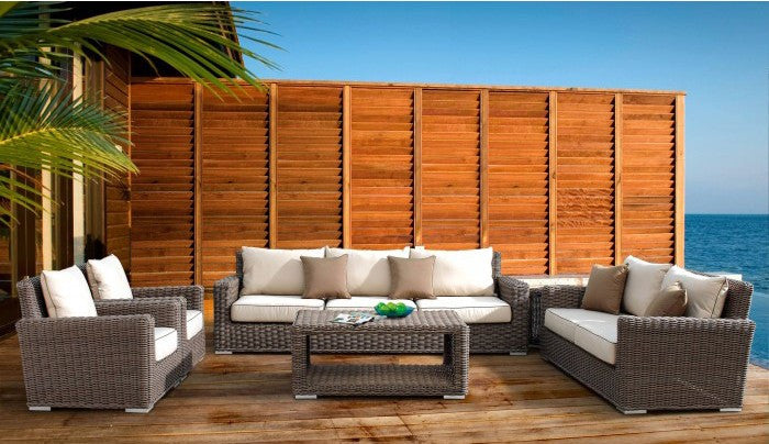 Coronado Sofa Set By Sunset West