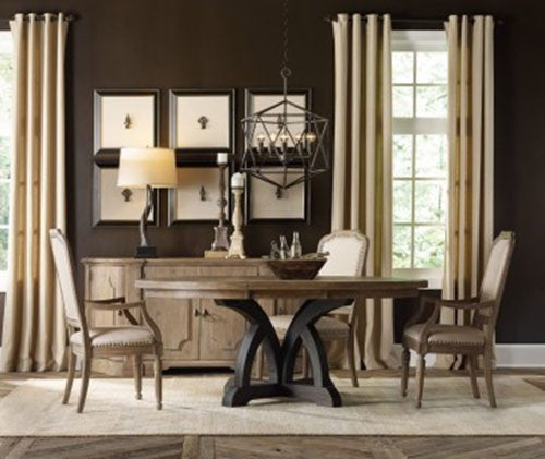 Corsica 5pc Dining Set by Hooker Furniture - Skylar's Home and Patio