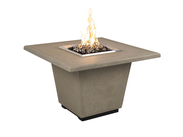 Cosmopolitan Square Firetable - Skylar's Home and Patio