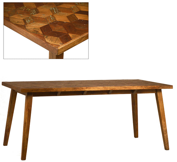 "Webb Dining Table 70"" - Skylar's Home and Patio"