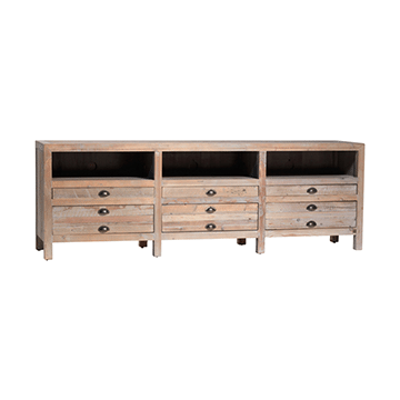 Kingsley Media Console - Skylar's Home and Patio