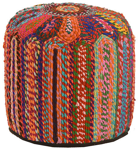 Adelso Pouf - Skylar's Home and Patio