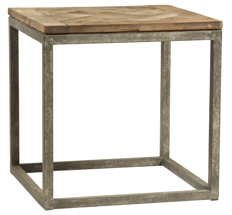 Mathis End Table - Skylar's Home and Patio