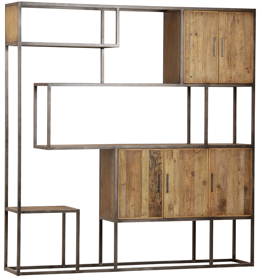 Lutz Wall Unit - Skylar's Home and Patio