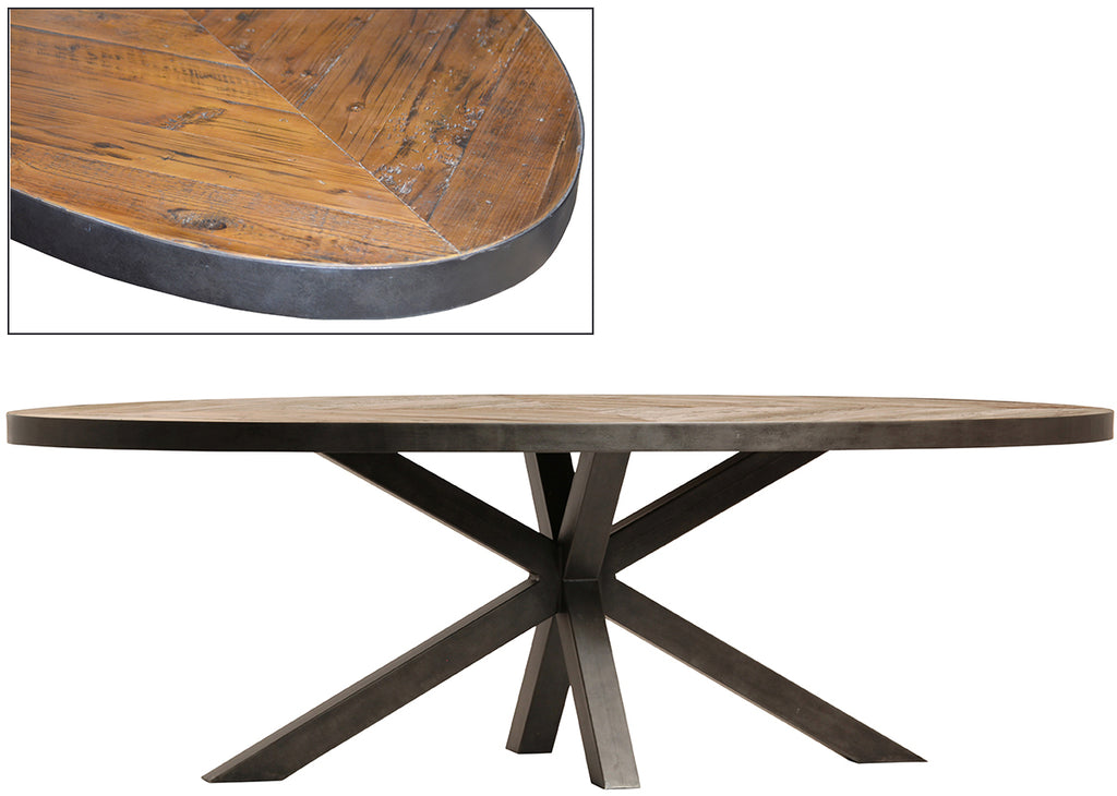 Flemming Dining Table - Skylar's Home and Patio