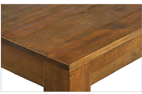 "Miranda Dining Table Med Brown 60"" - Skylar's Home and Patio"