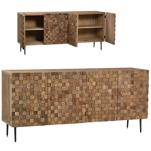 Lasko Sideboard - Skylar's Home and Patio