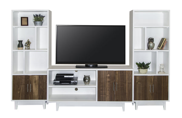 Draper Entertainment Wall - Skylar's Home and Patio