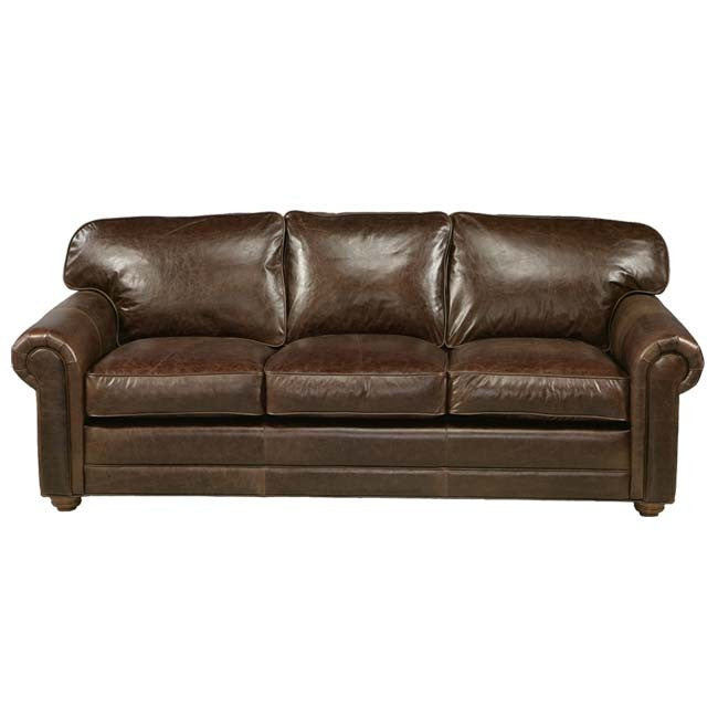 Dalton Leather Sofa - Skylar's Home and Patio