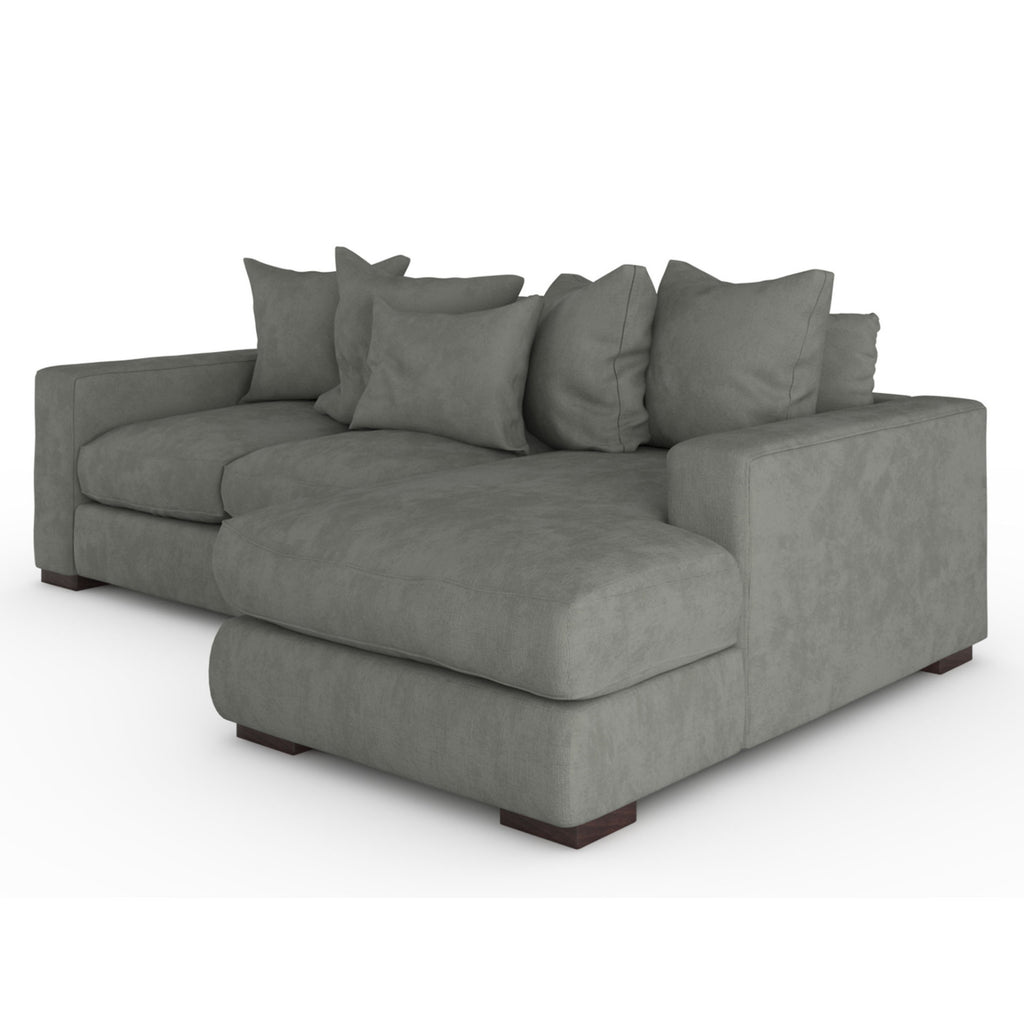 Denali Sofa W Reversible Chaise Skylar S Home And Patio