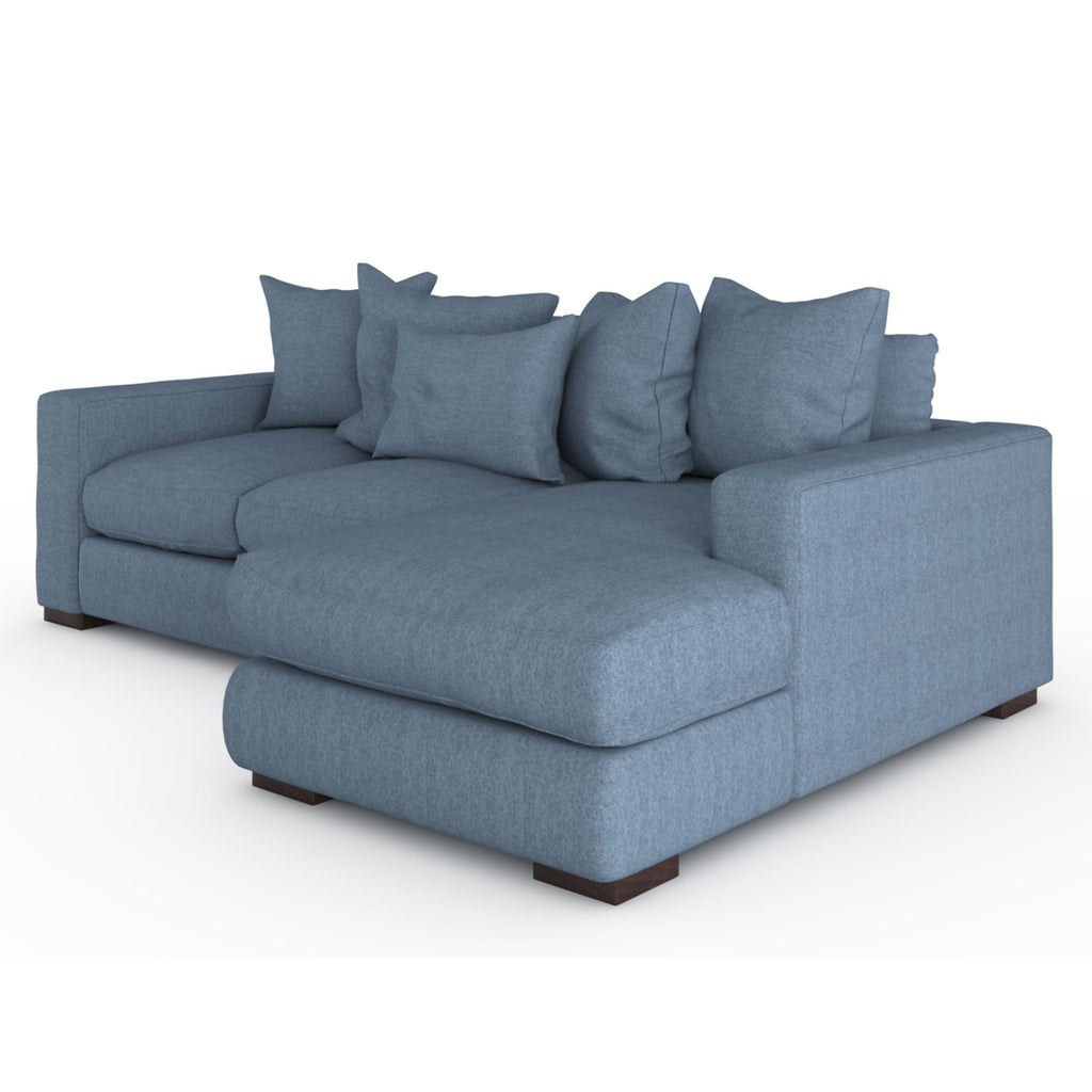 Denali Sofa w/ Reversible Chaise