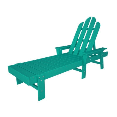 POLYWOOD® Long Island Chaise - Skylar's Home and Patio