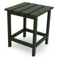 "POLYWOOD® Long Island 18"" Side Table - Coffee & End Tables San Diego"