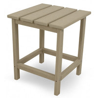 "POLYWOOD® Long Island 18"" Side Table - Skylar's Home and Patio"
