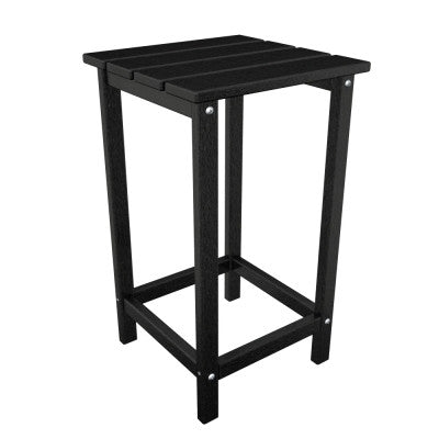 "POLYWOOD® Long Island 26"" Counter Side Table - Skylar's Home and Patio"