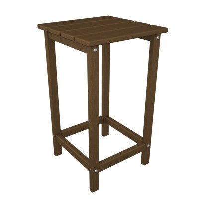 "Polywood Counter Tables San Diego: Long Island 26"" Counter Side Table"