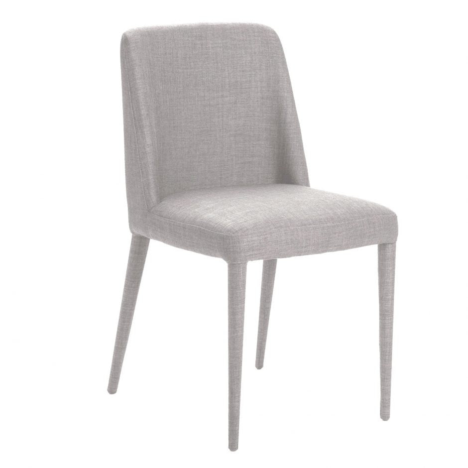 Cork Dining Chair Grey-M2