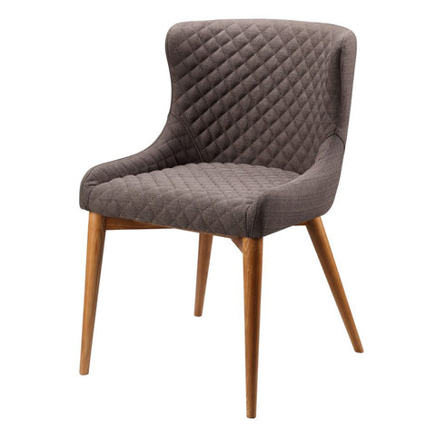 Dax Dining Chair Brown - Skylar's Home and Patio