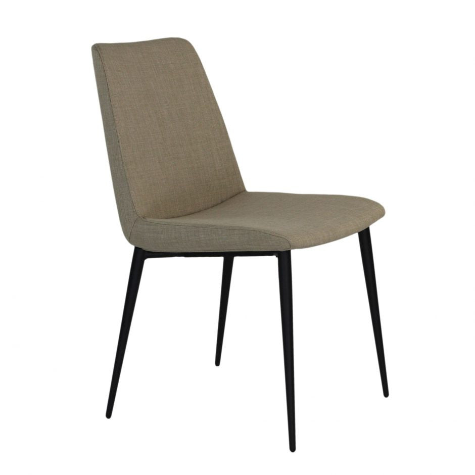Charlie Side Chair Beige-M2 - Skylar's Home and Patio