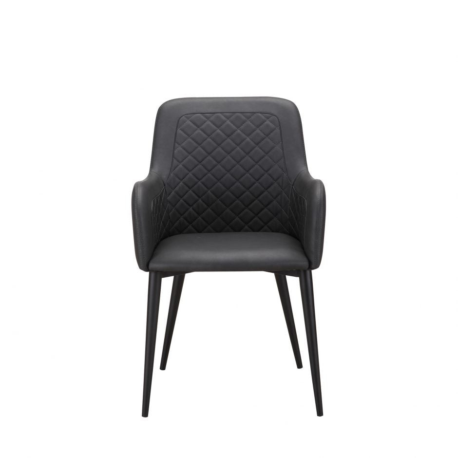 Cantata Dining Chair Black-M2 - Skylar's Home and Patio