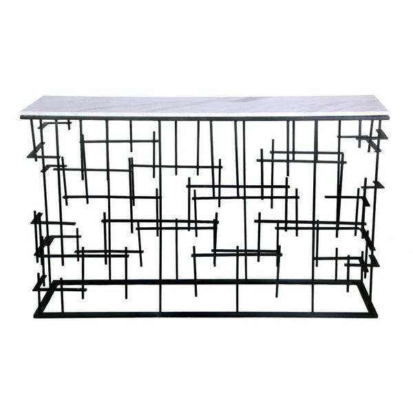 Matrix Console Table - Skylar's Home and Patio