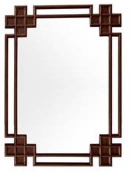"Fairfield 29"" Rectangular Mirror - Skylar's Home and Patio"
