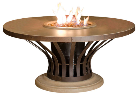 Fiesta Firetable - Skylar's Home and Patio