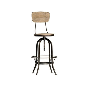 Ford Bar Stool - Skylar's Home and Patio