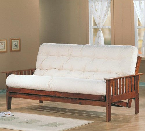 Casual Dove Futon - Skylar's Home and Patio