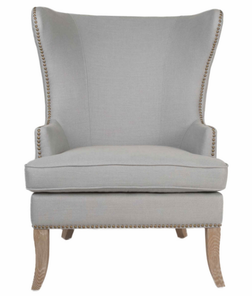 Grant Wing Chair - Skylar's Home and Patio