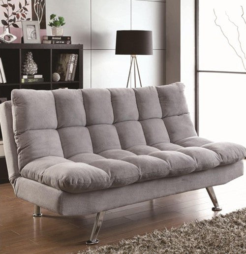 Grayscale Sofa Bed - Skylar's Home and Patio