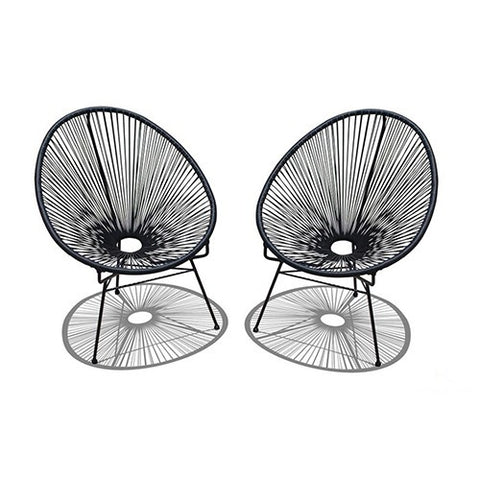Acapulco Lounge Chairs - California Patio Furniture