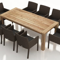 9 Pc. Arden Dining Set